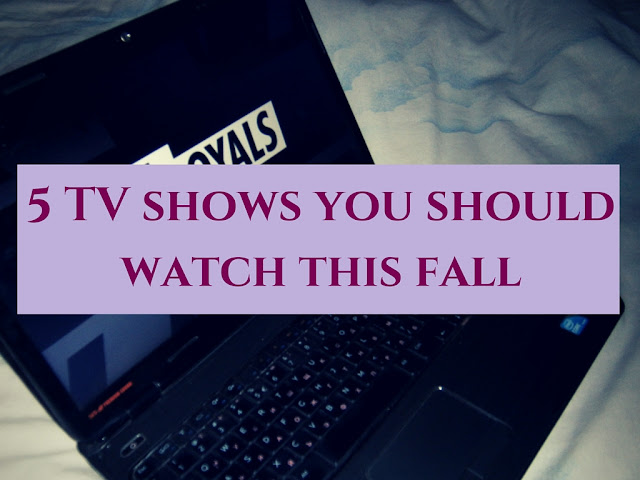 5 TV shows you should watch this fall