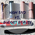 High End vs. Budget Beauty | MAC termékek versenye drogériás dupe-okkal