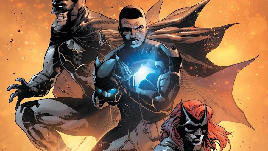 batman batwoman batwing dc comics