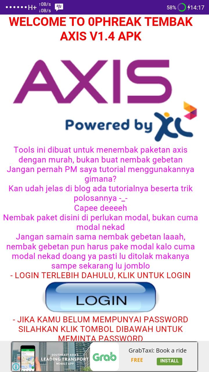 tool tembak axis v 1 4   berbagi aplikasi gratis