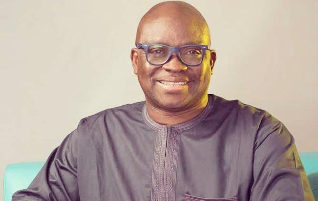 Now that Chibok girls have returned, Fayose the talkative should be ashamed - APC