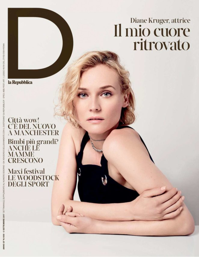 Diane Kruger Latest Photoshoot Images