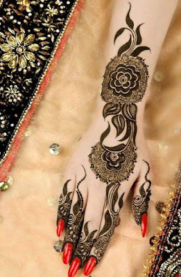 Latest Bridal Mehndi Design Collection 2017 | Fashionip