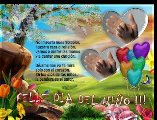 Día del Niño, Frases