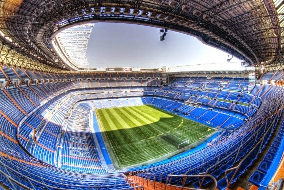 Estadio Real Madri - O que fazer