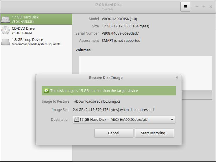 HOWTO Install Recalbox in a VirtualBox virtual machine | Siempre