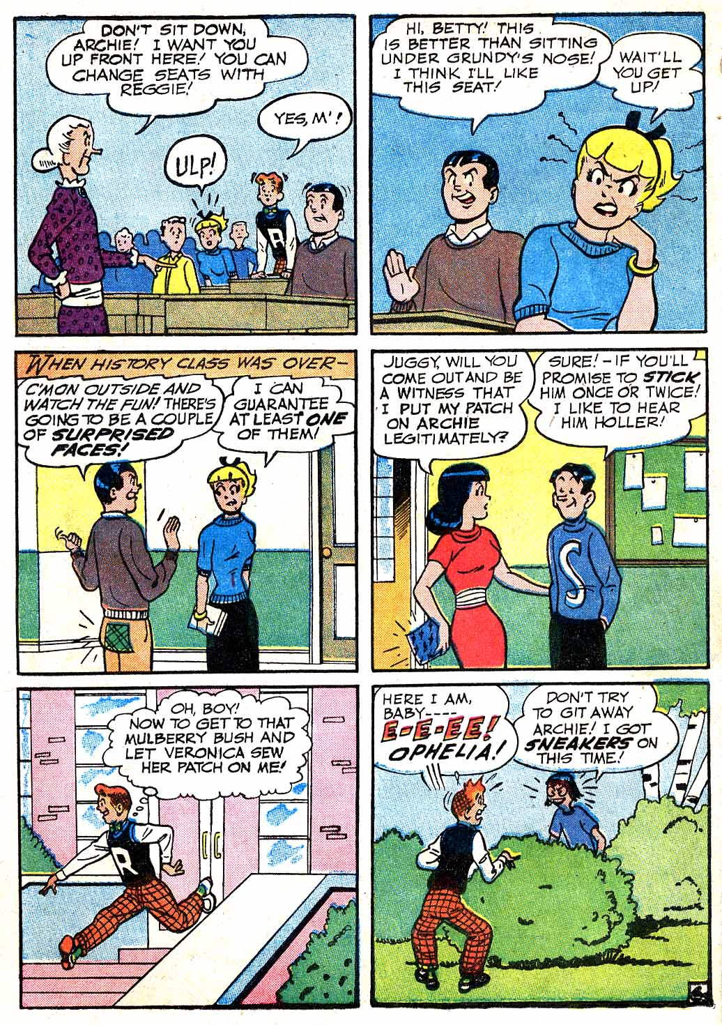Read online Archie (1960) comic -  Issue #115 - 18