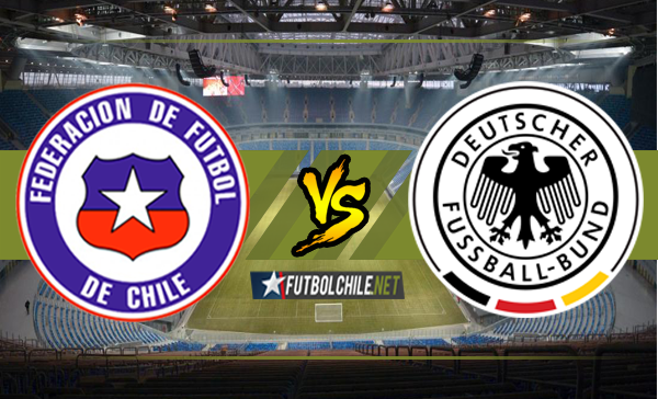 Chile vs Alemania