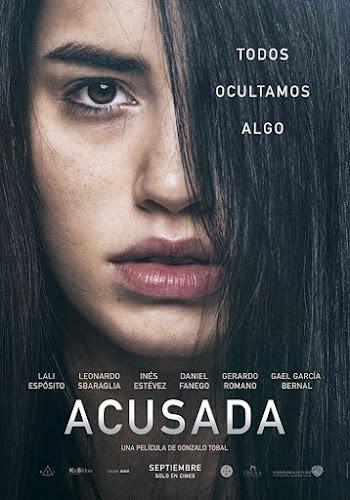 Acusada (BRRip 720p Español Latino) (2019)