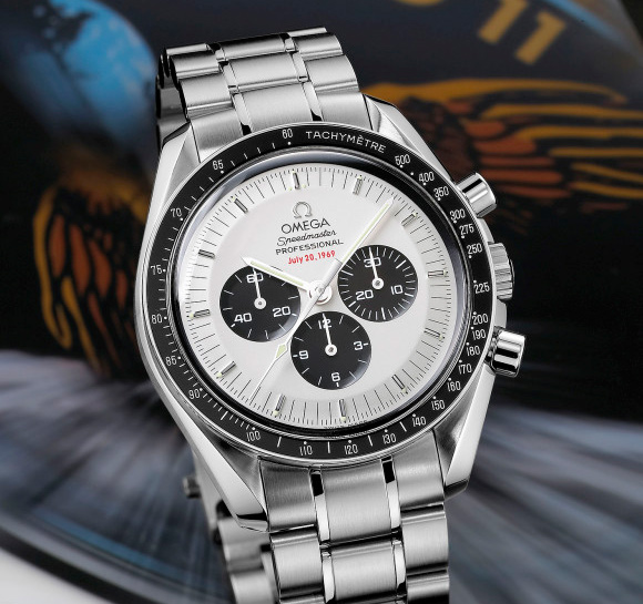 Omega Speedmaster Apollo 11 35th Anniversary Edition ref. 3569.31.00 - 2004