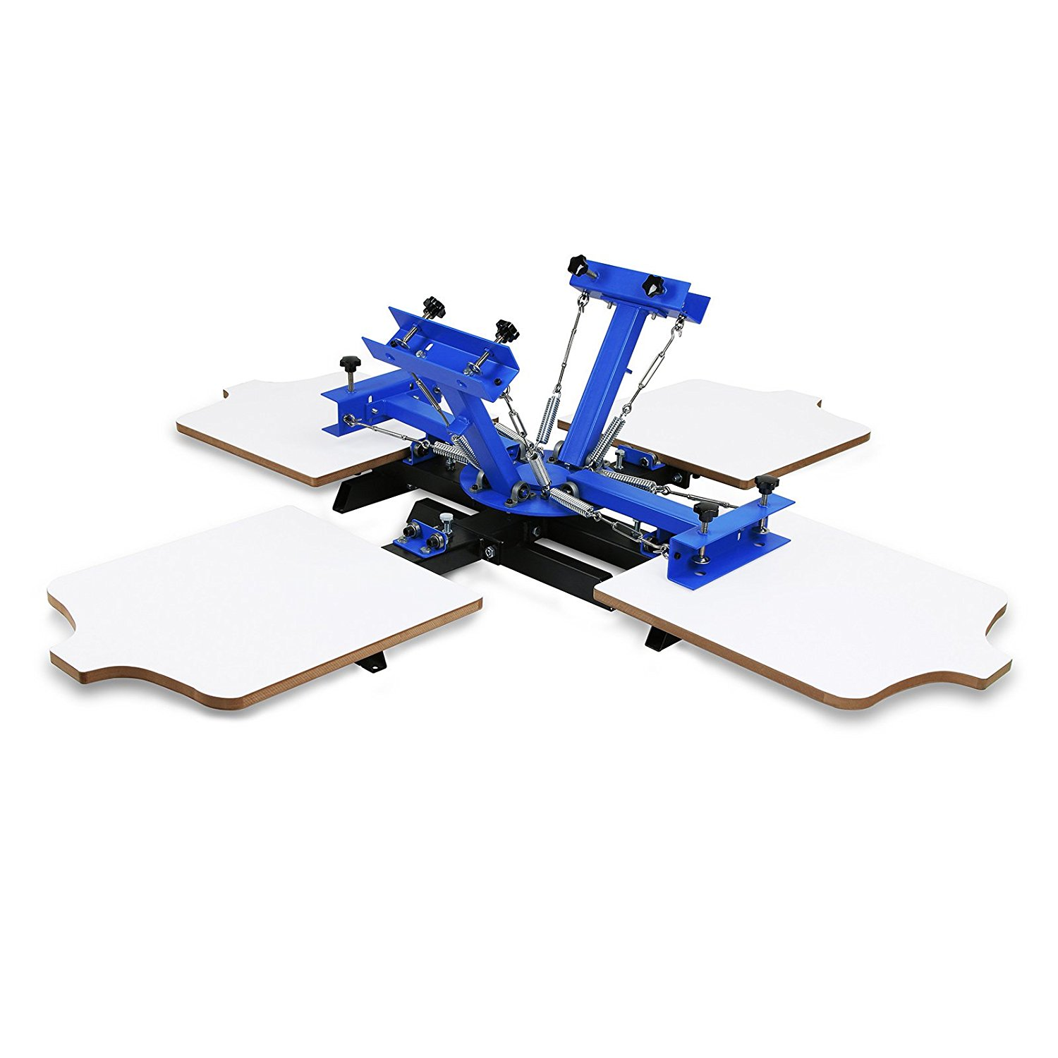 Screen Printing Machine Reviews And Buying Guides Best 4 Color 4