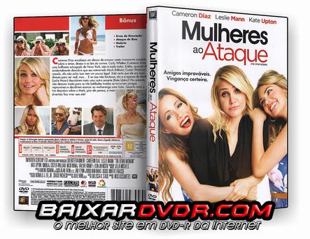 MULHERES AO ATAQUE (2014) DUAL AUDIO DVD-R OFICIAL