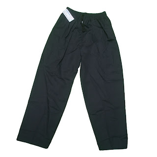 Celana Haji / Umroh Perempuan dan lali-laki Warna Hitam;
