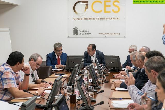 """Román Rodríguez: """"Estamos ante unos Presupuestos con perfil social que no olvida a los sectores económicos"""""""