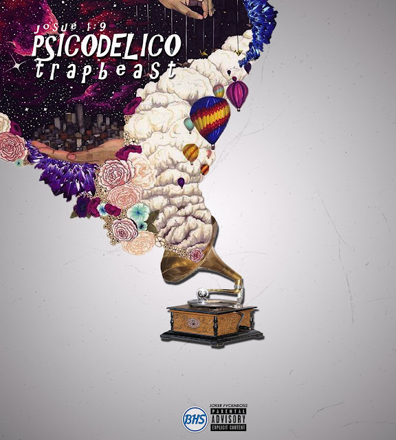 """TrapBeast - EP """"Psicodélico"""" (Beat tape) [Download]"""