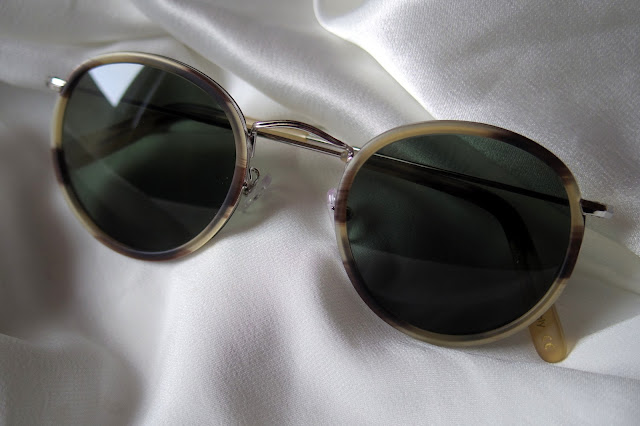 Bespoke Dudesのサングラス