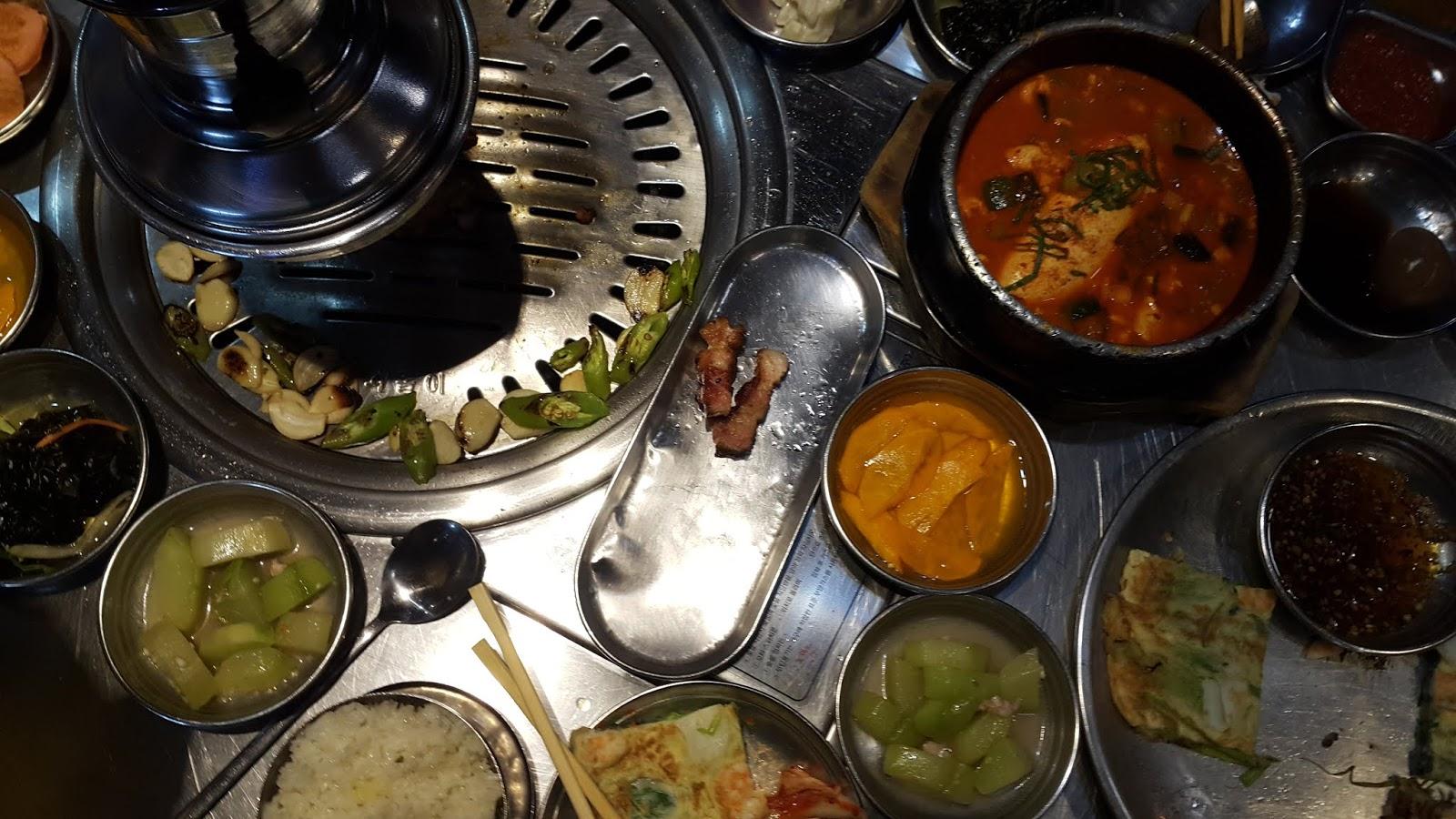 Premium Samgyupsal Experience at Songdowon Korean Grill