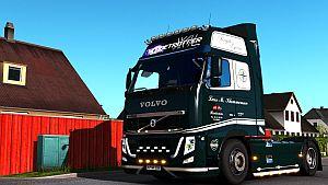 Volvo FH Classic truck + DLC