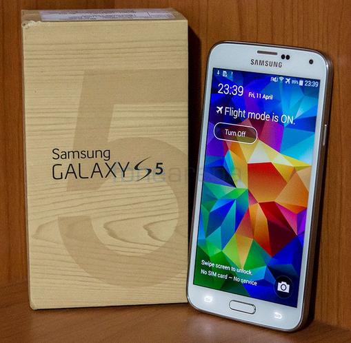 Informasi Harga dan spesifikasi Samsung Galaxy S5