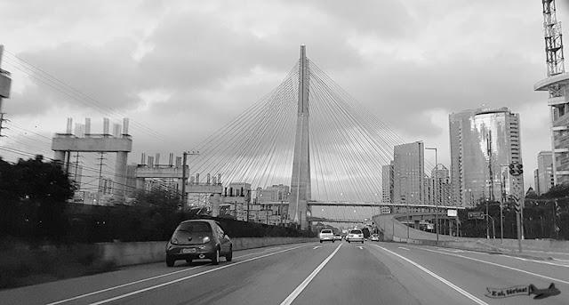 São Paulo, Ponte Estaiada
