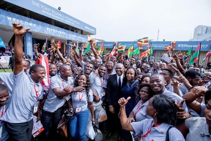 Tony Elumelu Foundation Praised At Lagos Entrepreneurial Forum