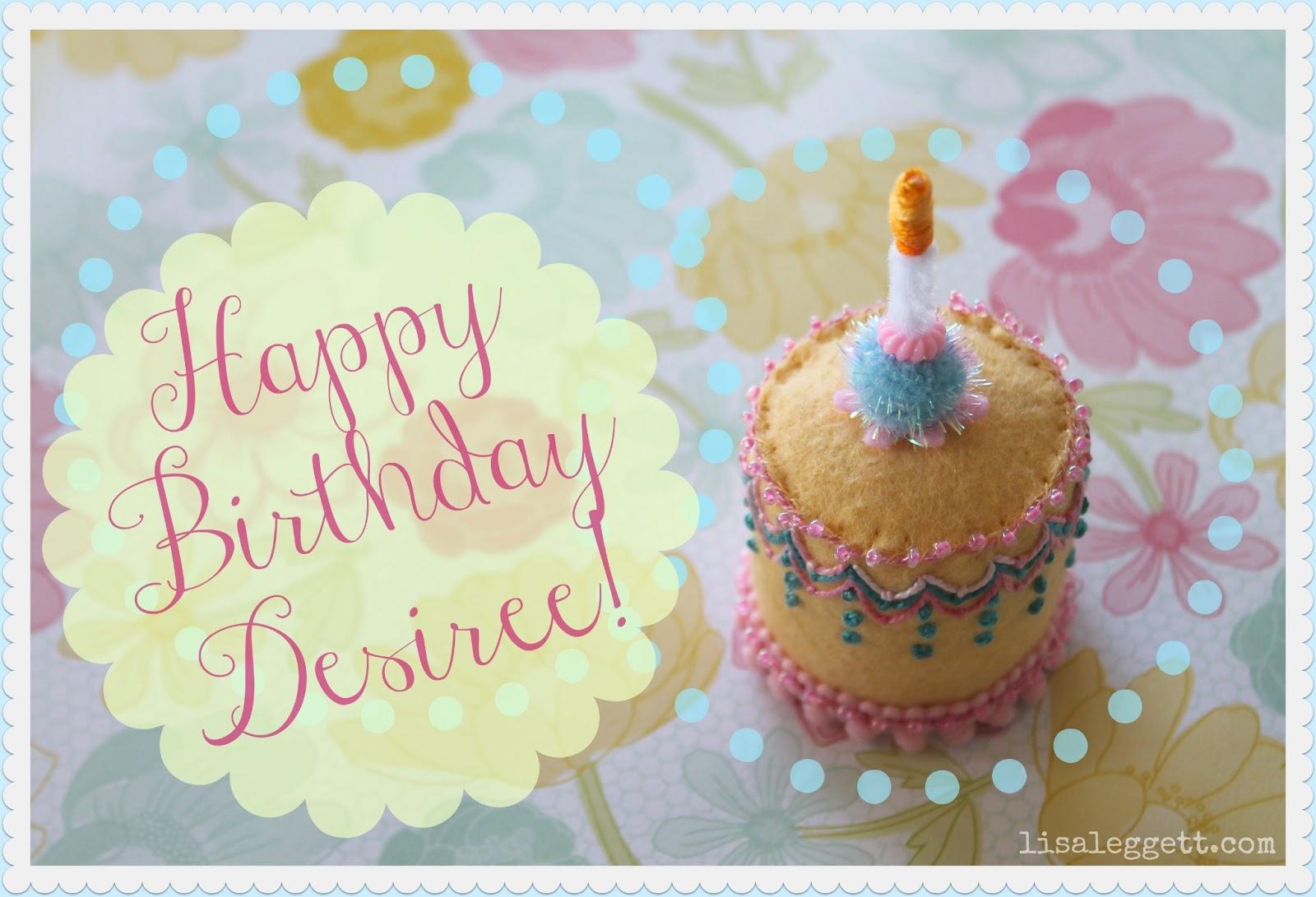 Saying On  Birthday Cake