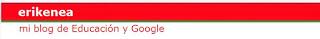 Erikenea. Educación y Google