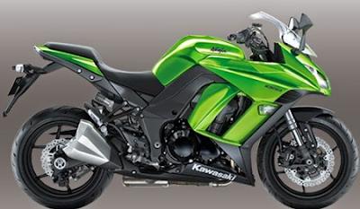 harga motor kawasaki ninja 1000 terbaru