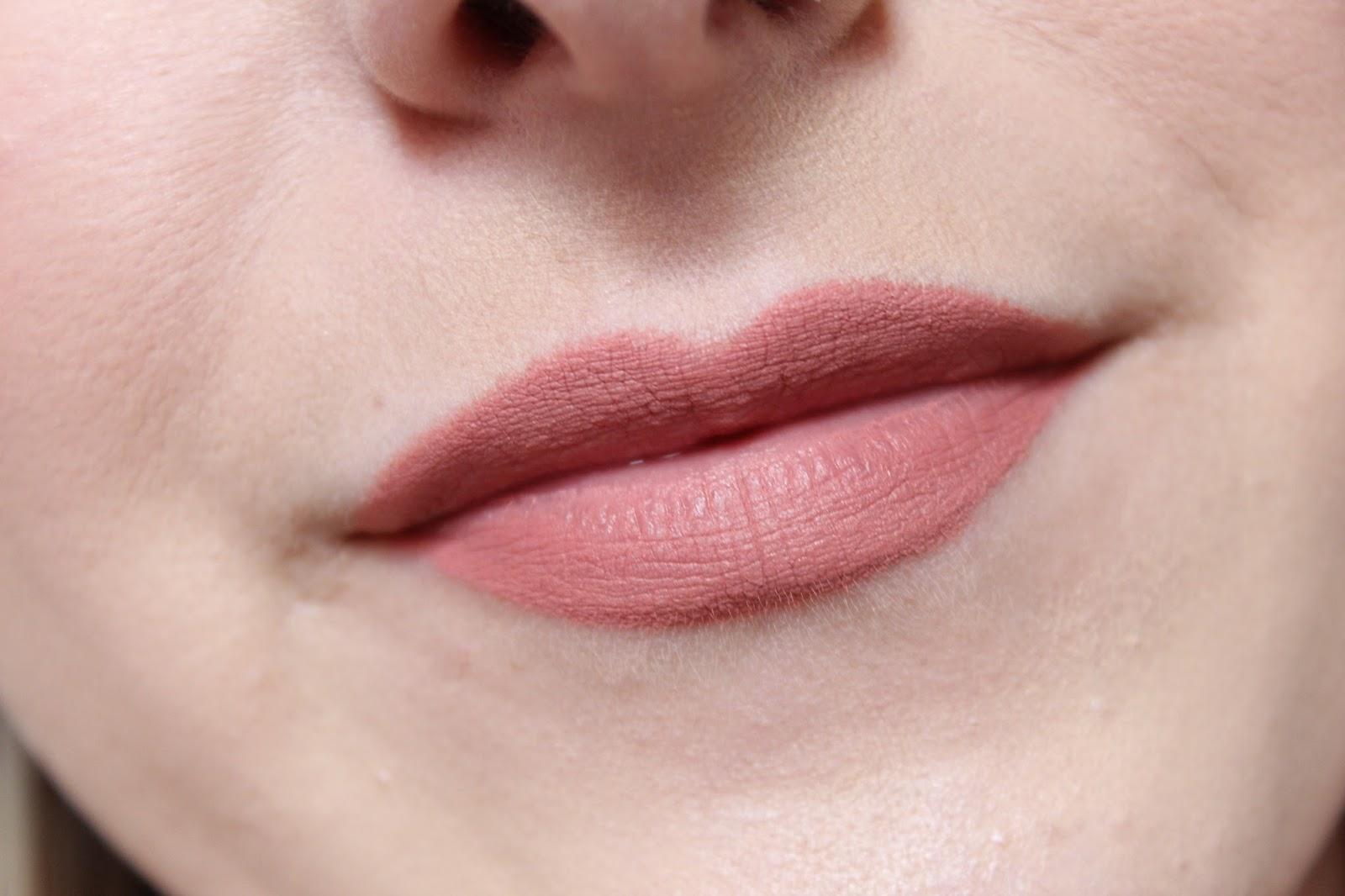 tarte tarteist creamy matte lip paint in 39 namaste 39 lip