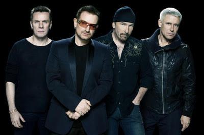 Band Rock Terbaik U2