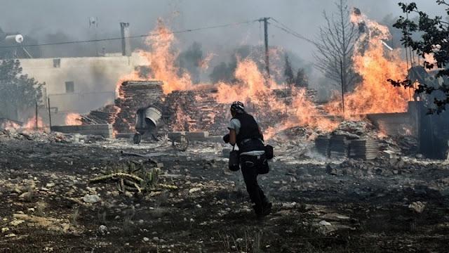 87 νεκροί από τις πυρκαγιές στην Αττική (βίντεο)