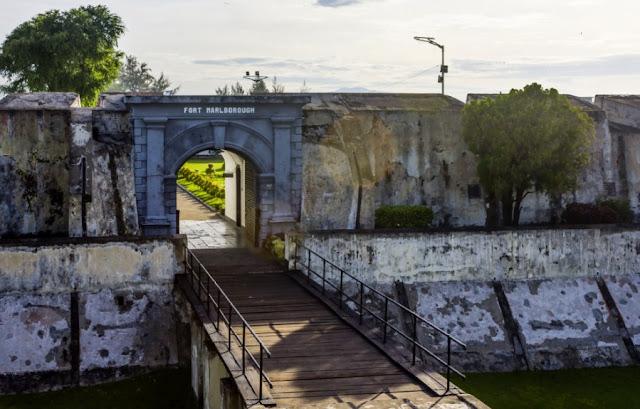 Fort Marlborough – Bengkulu
