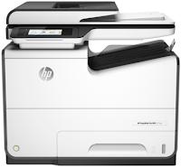 PageWide Pro 577 Setup Printer