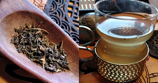 Trishnna Tea: A Pair of Cold Steeped Teas, A Tea Review
