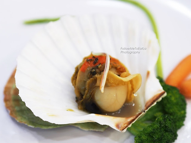 French Scallop Appetizer RM 30 per serving
