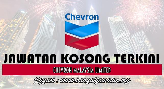 Jawatan Kosong Terkini 2017 di Chevron Malaysia Limited