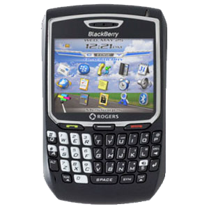BlackBerry Electron 8700r