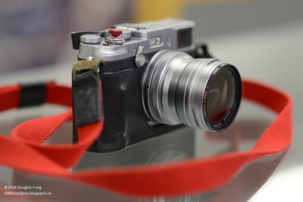 A Thousand Words A Picture Fujifilm X100s Review