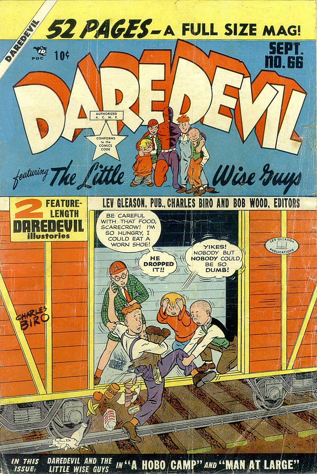 Daredevil (1941) 66 Page 1