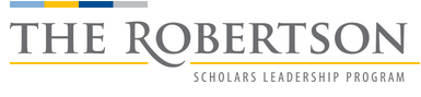 The Robertson Scholars Leadership Program