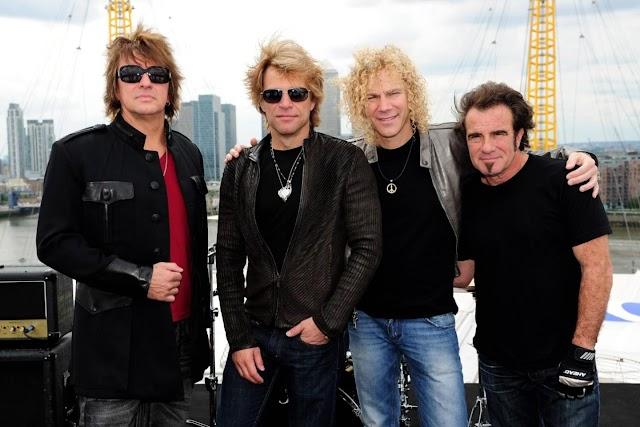 Bon Jovi confirmou mais três shows no Brasil além do Rock in Rio
