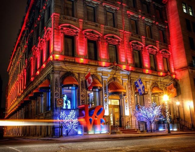 LHotel em Montreal