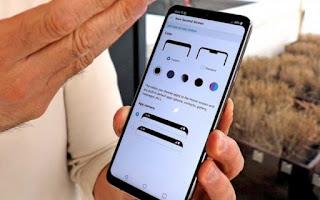 Cara Mengatur Notch atau Poni Pada Smartphone