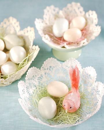 Idee Decorative Per Pasqua Uova Blossom Zine Blog