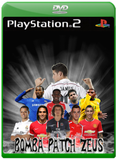 Bomba Patch 2015 ps2