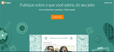 intro tela blogger