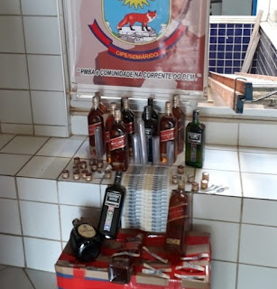 whiskys falsificados