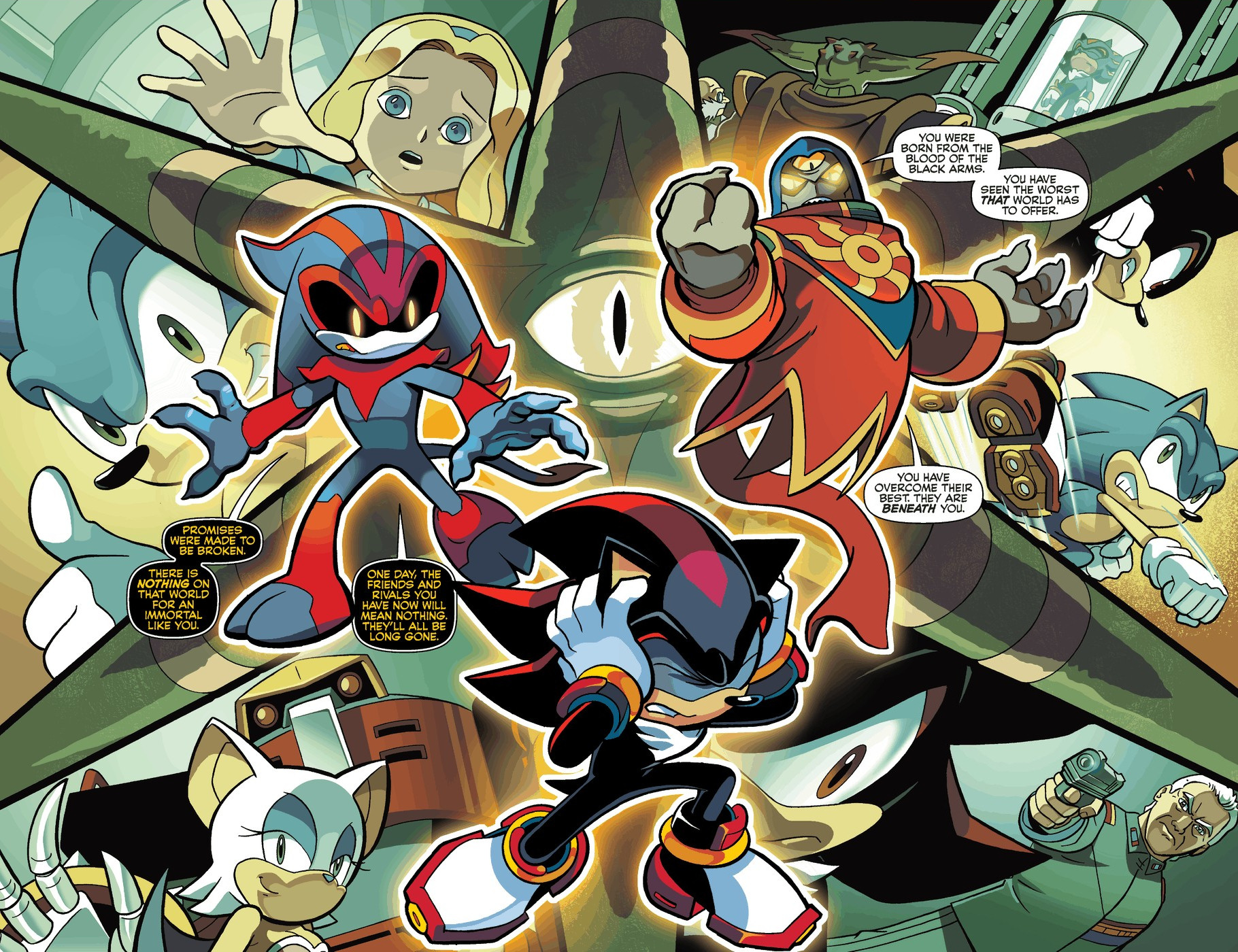 Read online Sonic Universe comic -  Issue #60 - 15