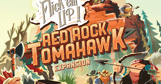 Flick'em Up: Red Rock Tomahawk [recensione]