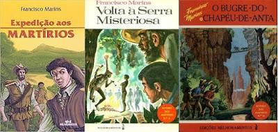 Francisco Marins Az aranybányák titka kötetei